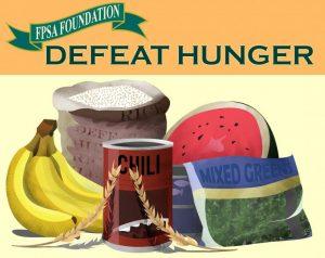 Defeat Hunger Logo