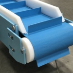 New Belt Option Reduces Food Product Loss with DynaClean Food Conveyors