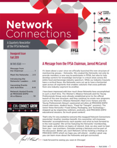Network Connections Inaugural Issue