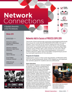 Network Connections Newsletter Cover