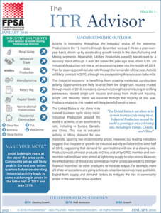 ITR ECONOMICS NEWSLETTER
