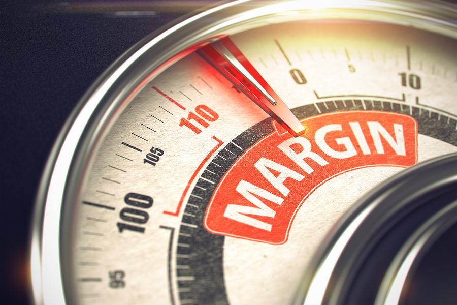 Sales margins