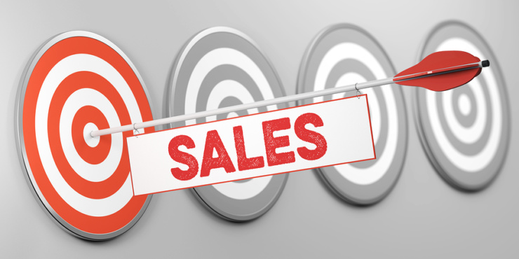 Winning sales in a modern sales environment