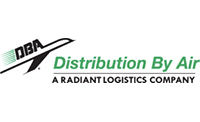 Distribution by Air logo